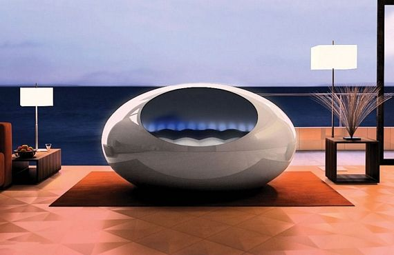 Tranquility Pod Hatch Inside This Egg And Reinvigorate Yourself