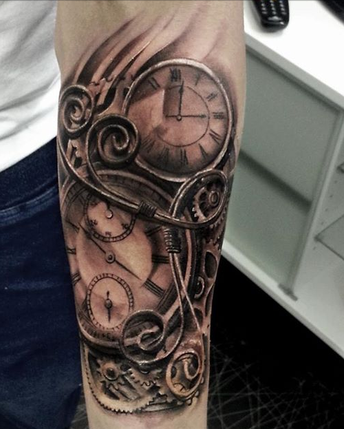 24 best images about Tattoo ideas on Pinterest | Z tattoo ... |Lost Time Tattoo Ideas