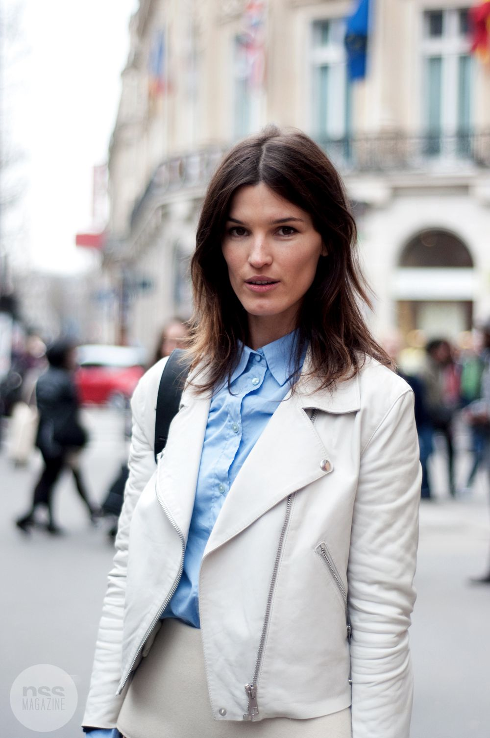 Photo during Paris Fashion Week AW12 by Eleonora Carisi of JoujouVilleroy