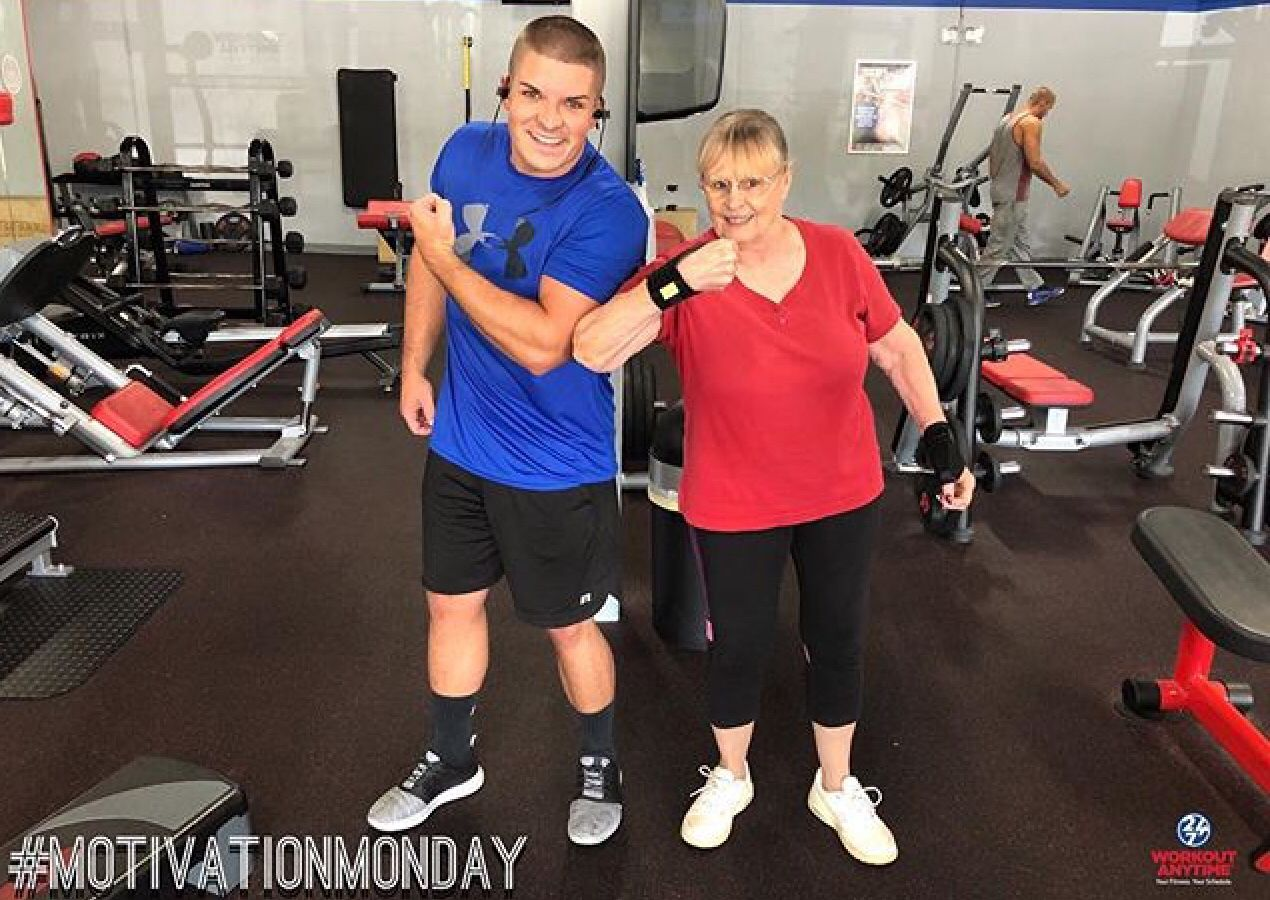 Marion North Carolina Anytime Fitness Gym Workouts Gym
