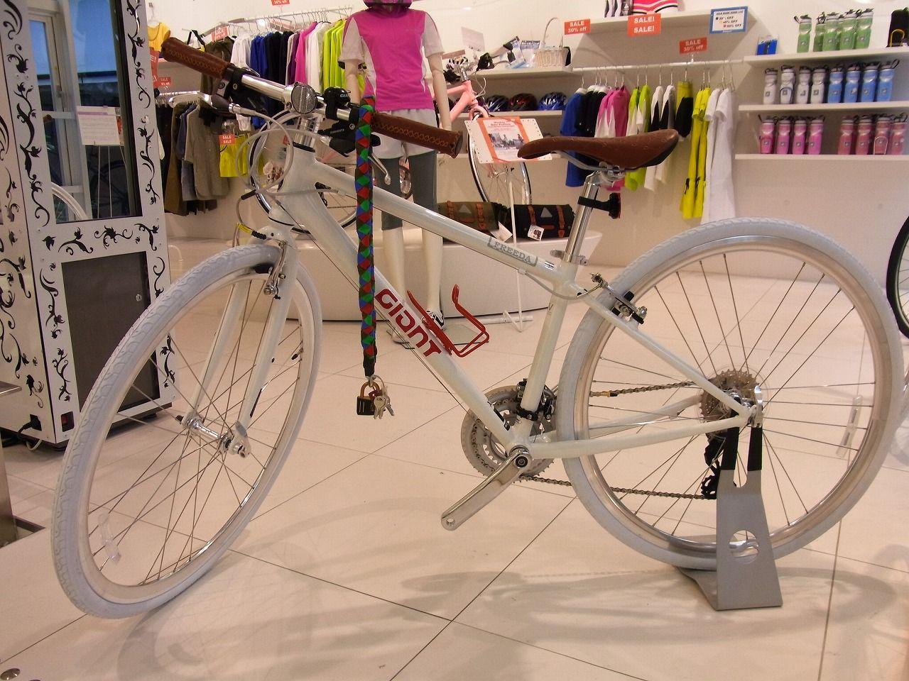 ロードバイクをカスタムしませんか ジャイアントストア二子玉川 ロードバイク バイク 自転車