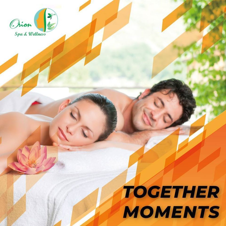 Experience Intimacy Like Never Before With Orion S Couple Spa And