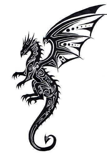 50 erstaunliche Drache-Tätowierungen, die Sie heraus überprüfen sollten #dragontattoo