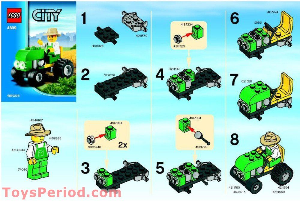 Free Lego Instructions Free Building Instruction Scan Download For