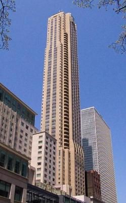 Downtown Chicago Luxury Condo Building Located In The