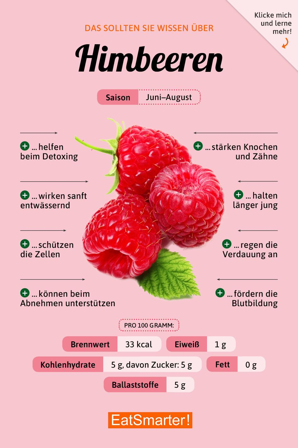 Himbeeren #nutritionhealthyeating