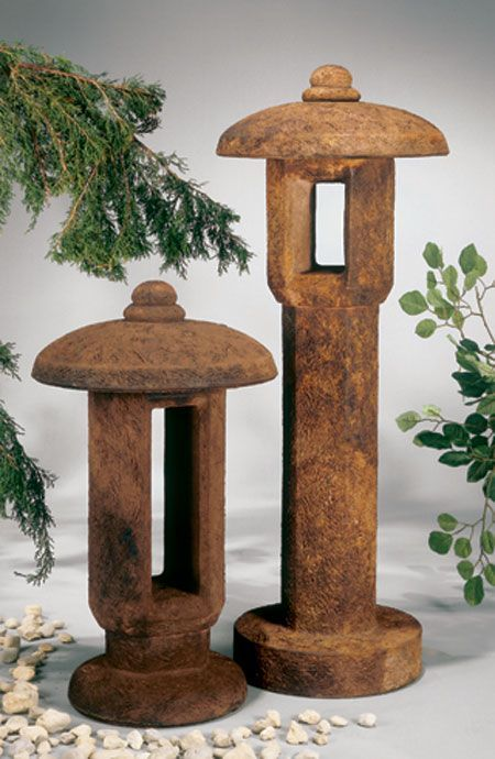 Captivating Ishi Doro Lantern   Japanese Garden Sculpture