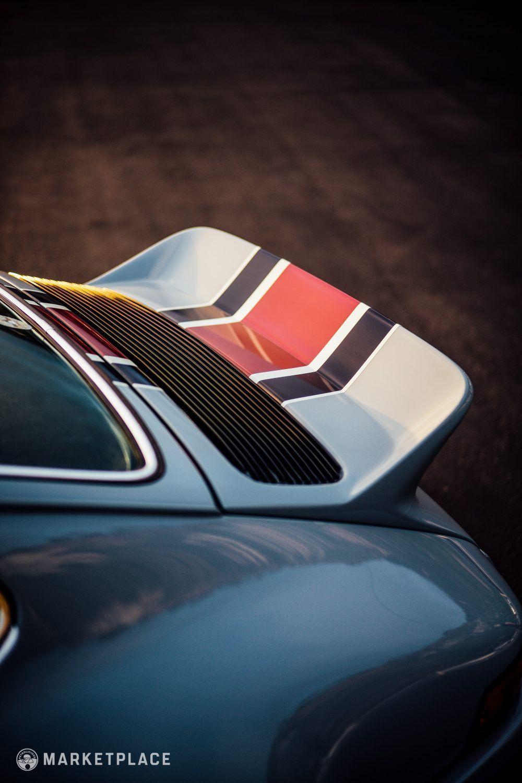 1984 Porsche 911 Carrera RSR 'Backdate' Outlaw • Petrolicious