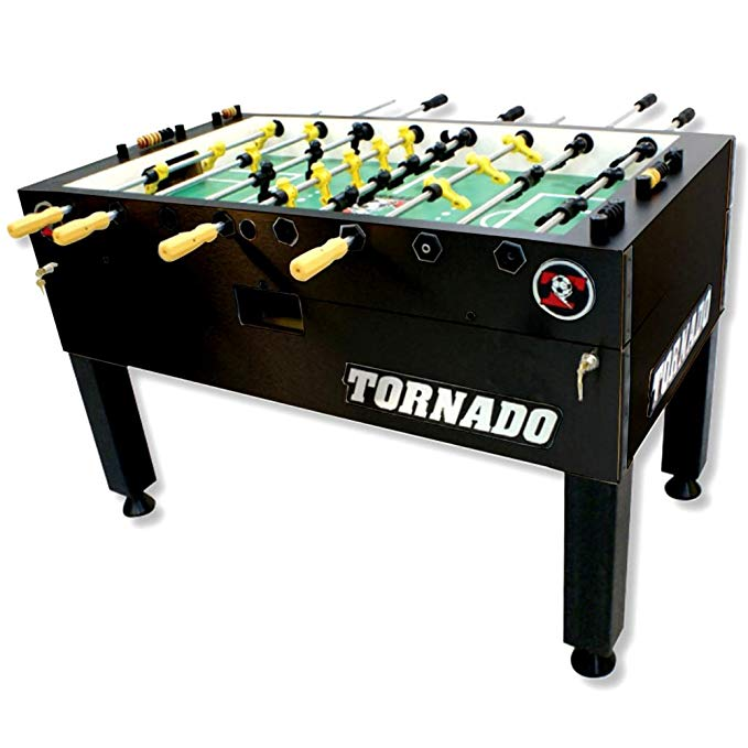 Tornado Tournament 3000 Foosball Table with