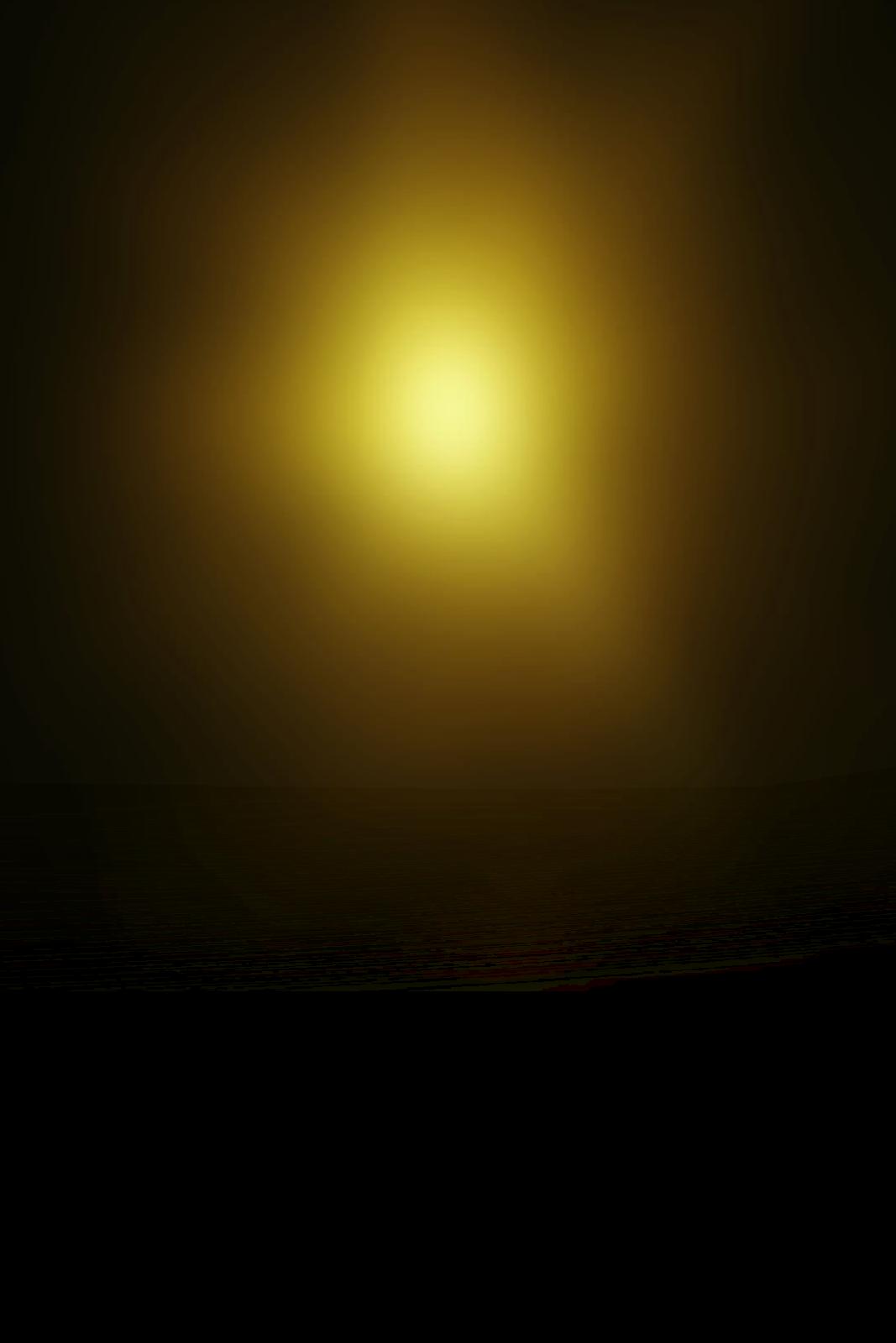 Brown Background Light