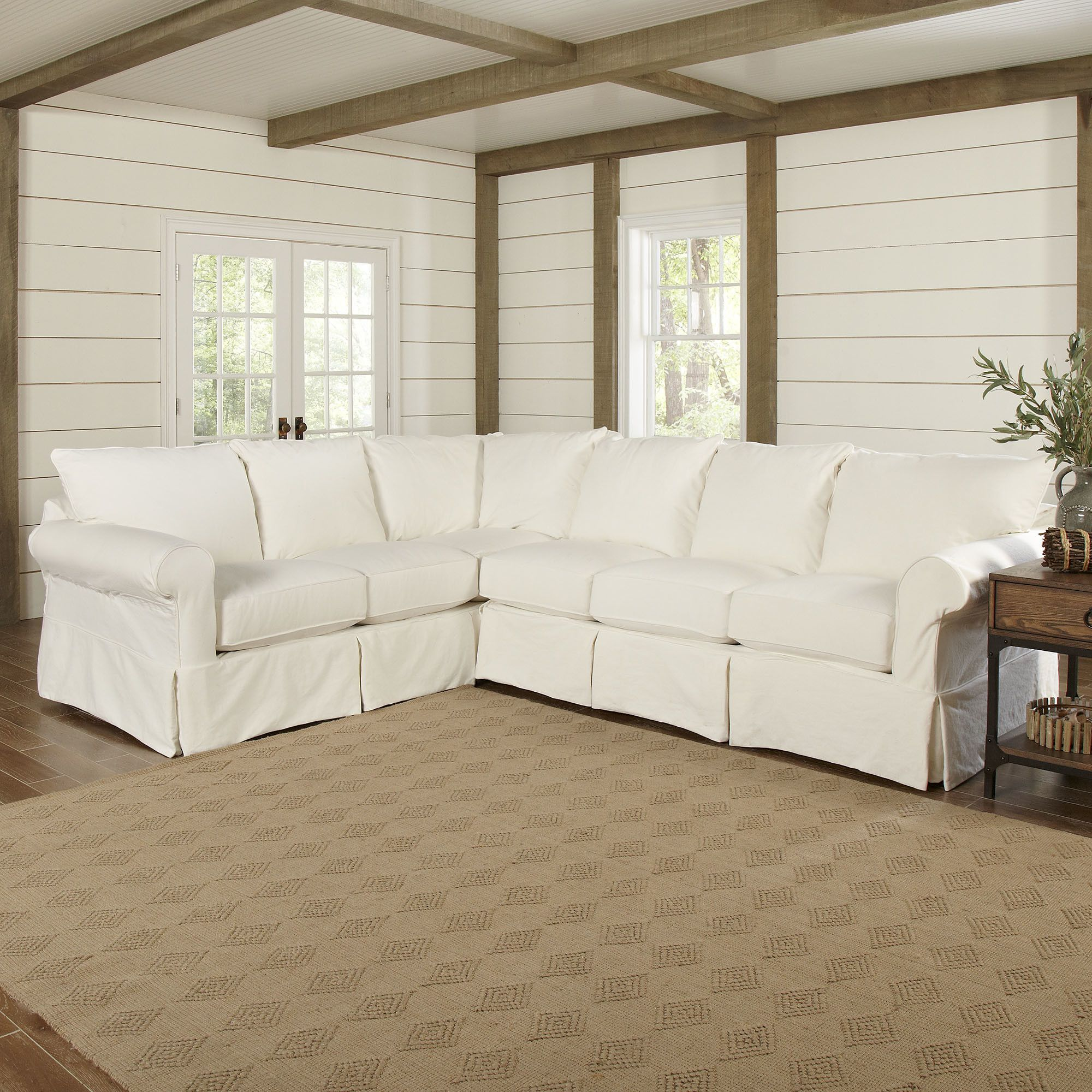 Birch Lane Jameson L-Shaped Sectional