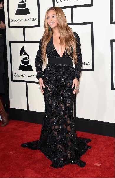 The 57th Annual Grammy Awards Grammy Dresses Celebrity Dresses Dresses