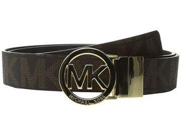 Michael Kors 32MM Reversible Buckle Logo to Logo MICHAEL Mic - Like a director…