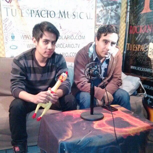 """@rockanrolario's photo: """"Tu Mamà en directo. www.rockanrolario.com"""""""