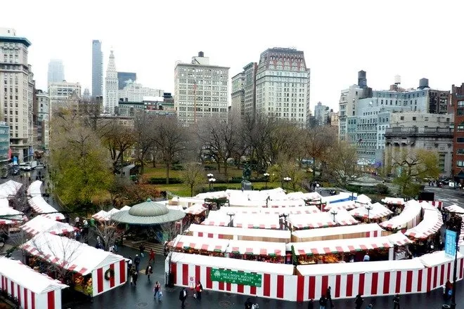 Union Square Christmas Market Hours 2020 Union Square Holiday Markets Attractions in New York: Read reviews
