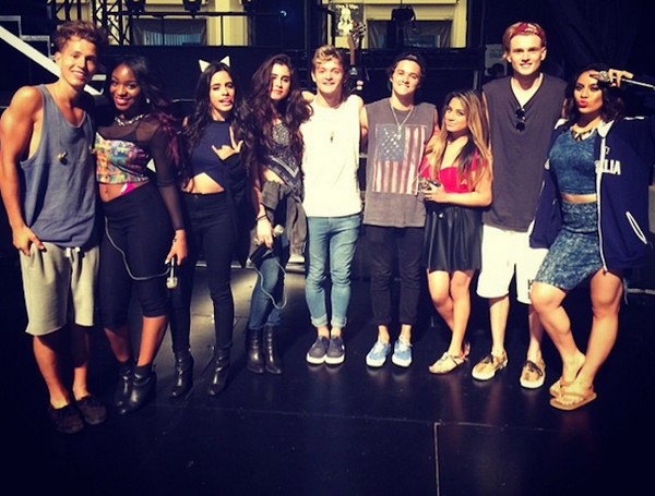 Fifth Harmony and The Vamps