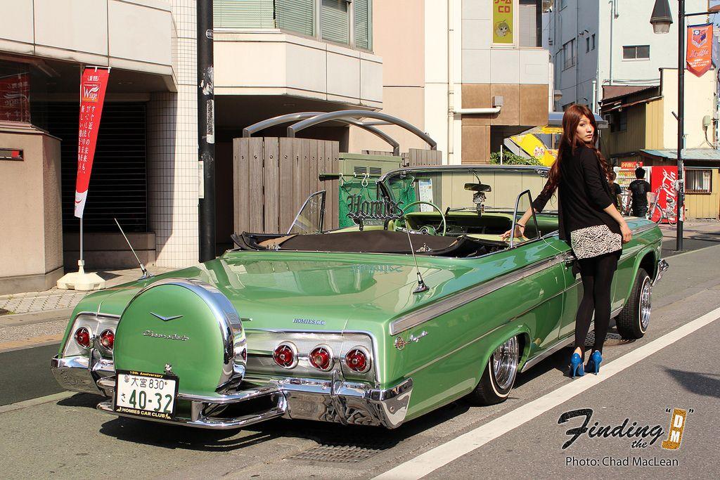 Lowriders In Japan Lowriders Lowrider Cars Lowrider Show