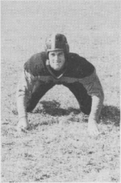 Harry Ross 1948 Varsity Football Team, Leesburg High School, Leesburg, Florida