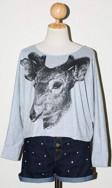 My deer,