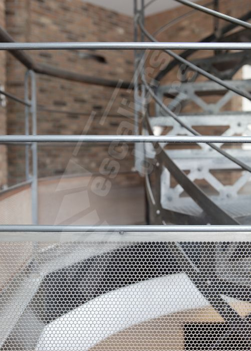 Photo DH88 - SPIR\u0027DÉCO® San Francisco Escalier hélicoïdal d
