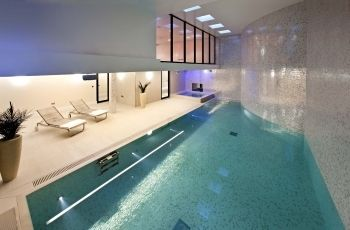 Cranbrook basements swimming pools for Basement swimming pool ideas