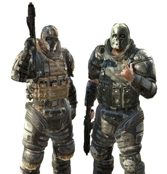 Army Of Two With Images Army Of Two Futuristic Armour Armor