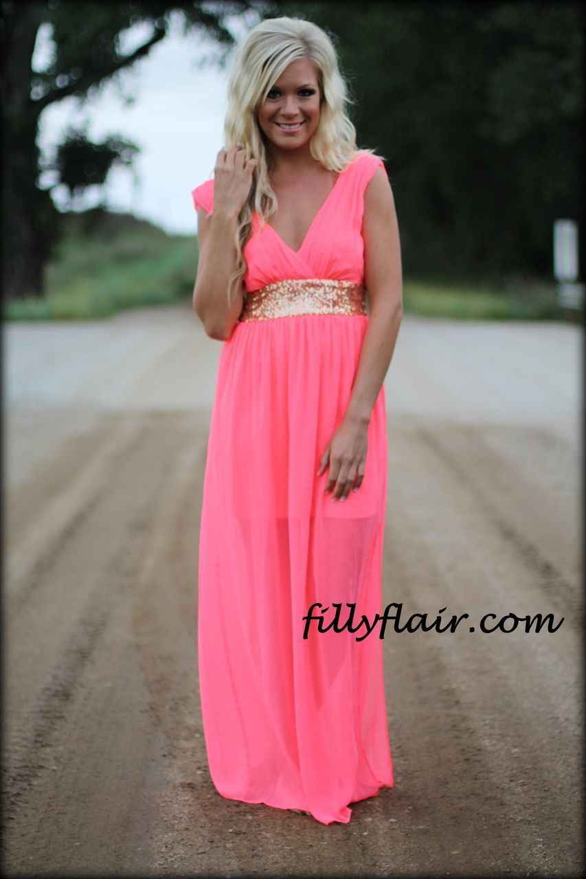 Filly Flair Greek Goddess in NEON $42 | My Style | Pinterest