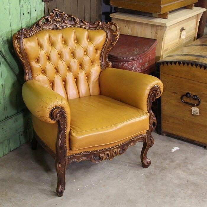 Barok stoel with barok eetstoelen for Barok eetstoelen