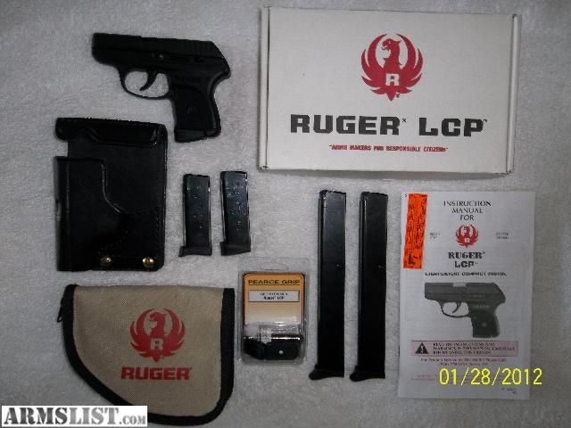 ruger lcp accessories | ARMSLIST - For Sale: Ruger LCP  380