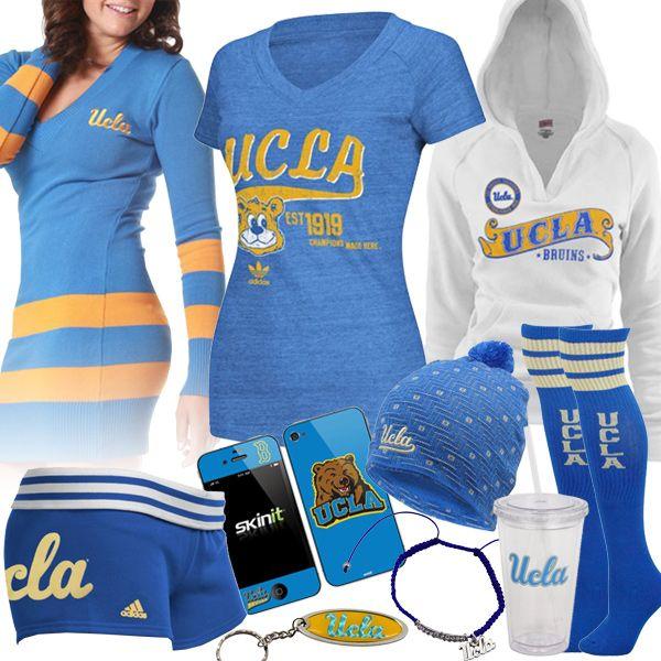Women s UCLA Fan Gear  43c6aba10
