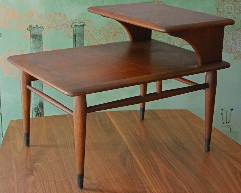 Mid Century Modern End Tables Google Search Mid Century