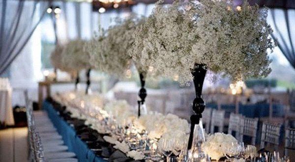 Blumen Hochzeit Dekorationsideen - fresHouse