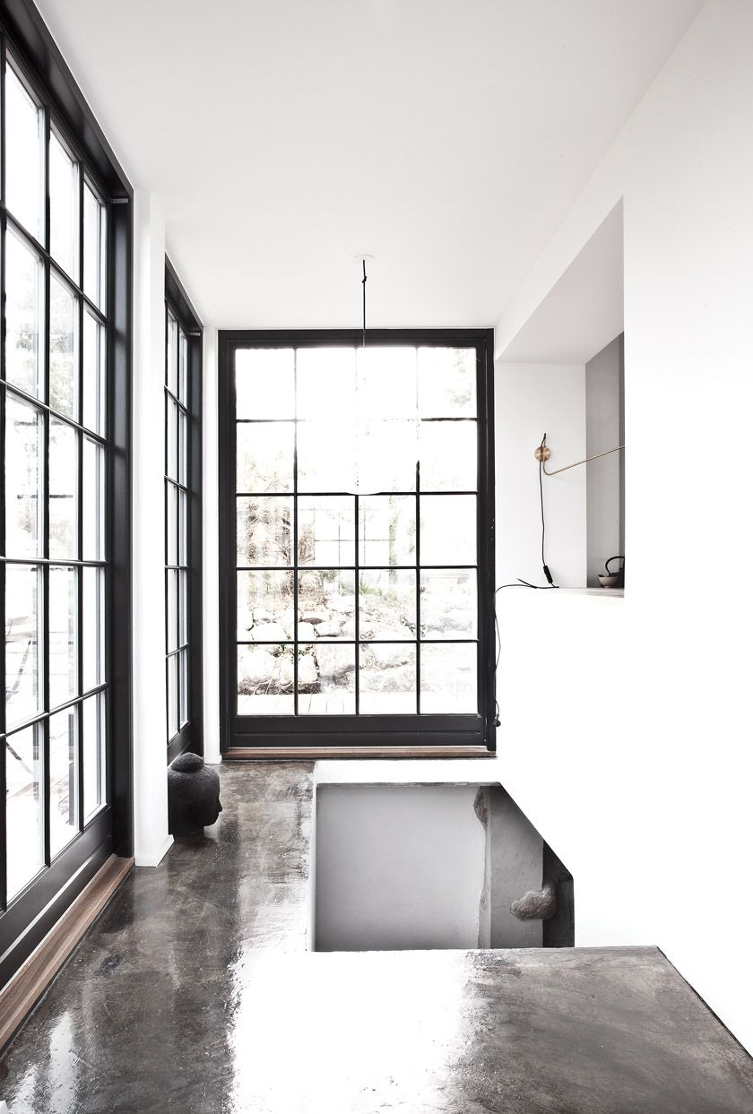 Norm.Architects Vedbaek House collagedesign.pl | houses | Pinterest ...