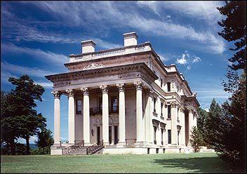 Frederick Vanderbilt mansion - Hyde Park, NY