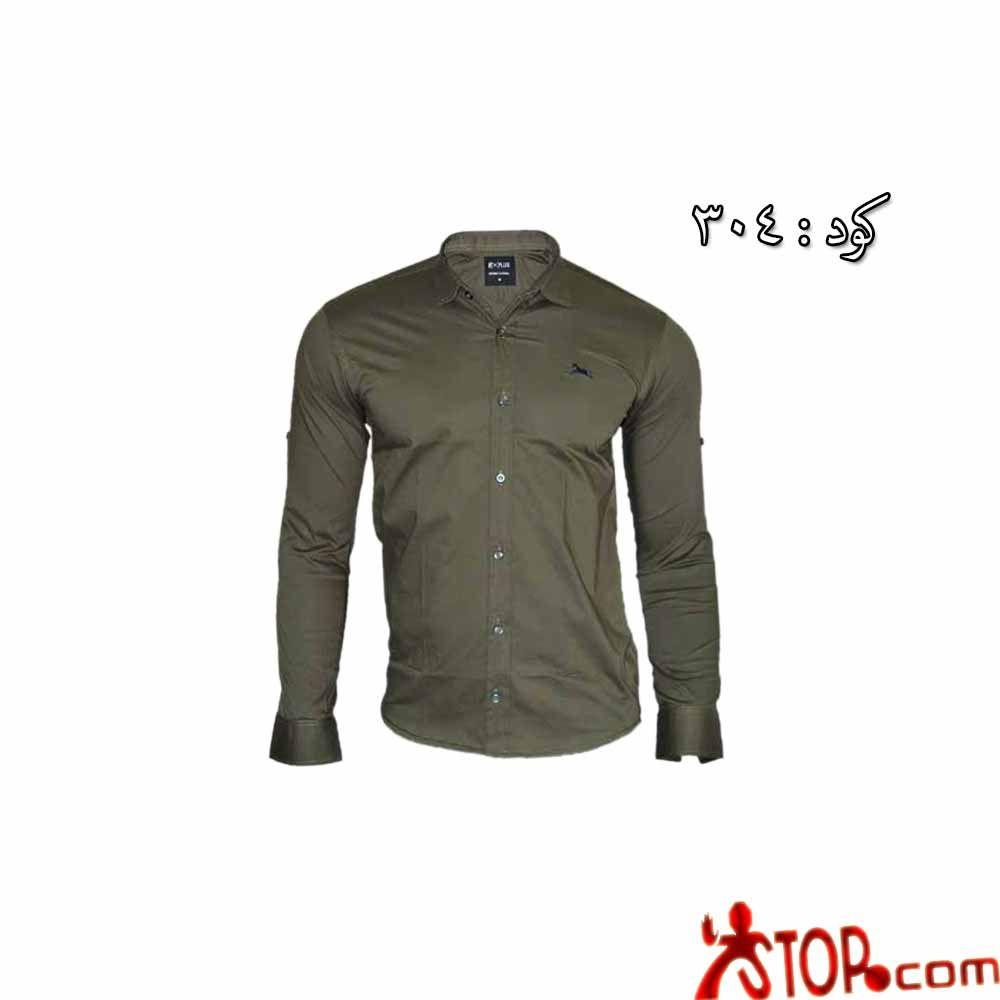 قميص رجالى سادة ليكرا زيتى فى الاسكندرية متجر ستوب للملابس الرجالى Military Jacket Jackets Fashion