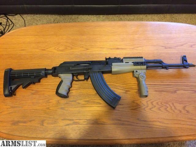 ARMSLIST - For Sale: Romanian WASR-10 AK-47 | Guns and fun