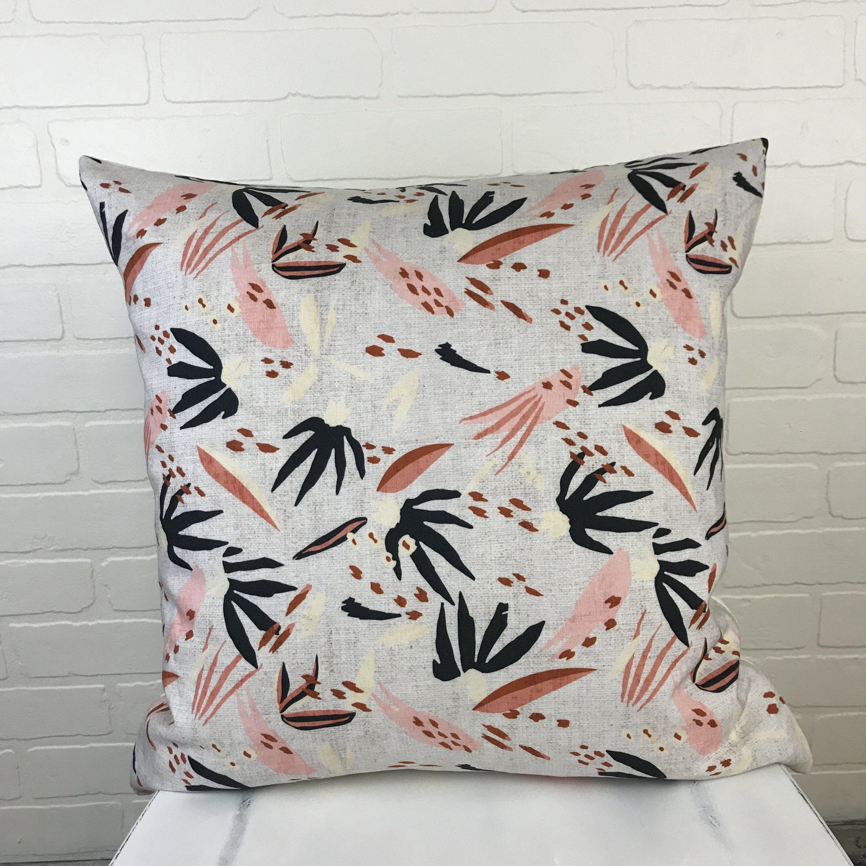 Adobo pillow cover pillows handmade pillows and cotton canvas