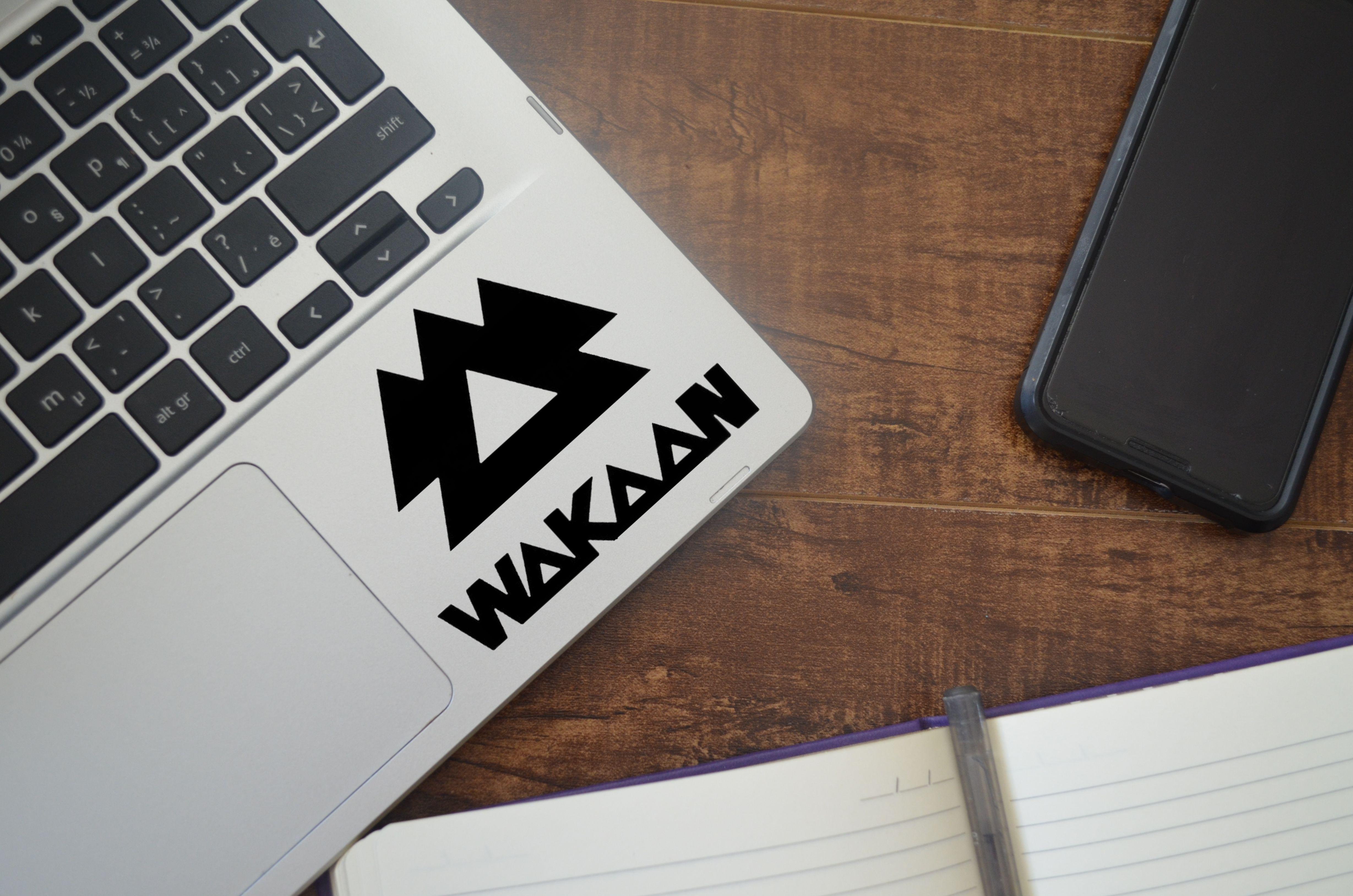 Wakaan Decal Vinyl Decals Bumper Stickers Custom Decals [ 3255 x 4915 Pixel ]