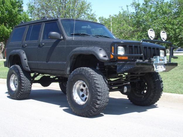 Jeep Xj Jeep Xj Jeep Cherokee Xj Rhino Lined Jeep