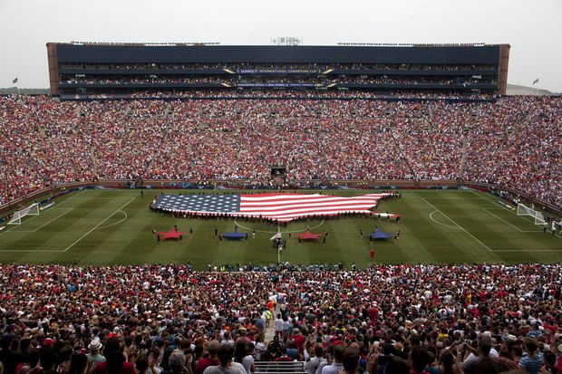 Manchester United And Real Madrid Set U S Soccer Attendance
