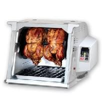 New Digital Compact Rotisserie Barbeque Oven - Platinum Edition $159.99
