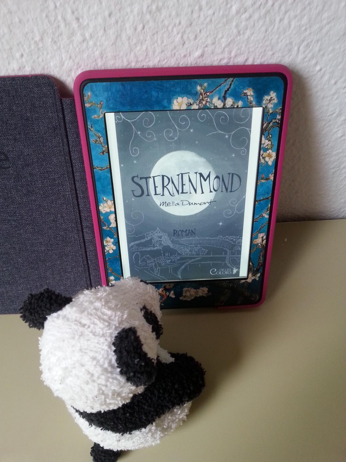 Lesefortschritt zu Colors of Life 3 - Sternenmond, Buch, Mella Dumont