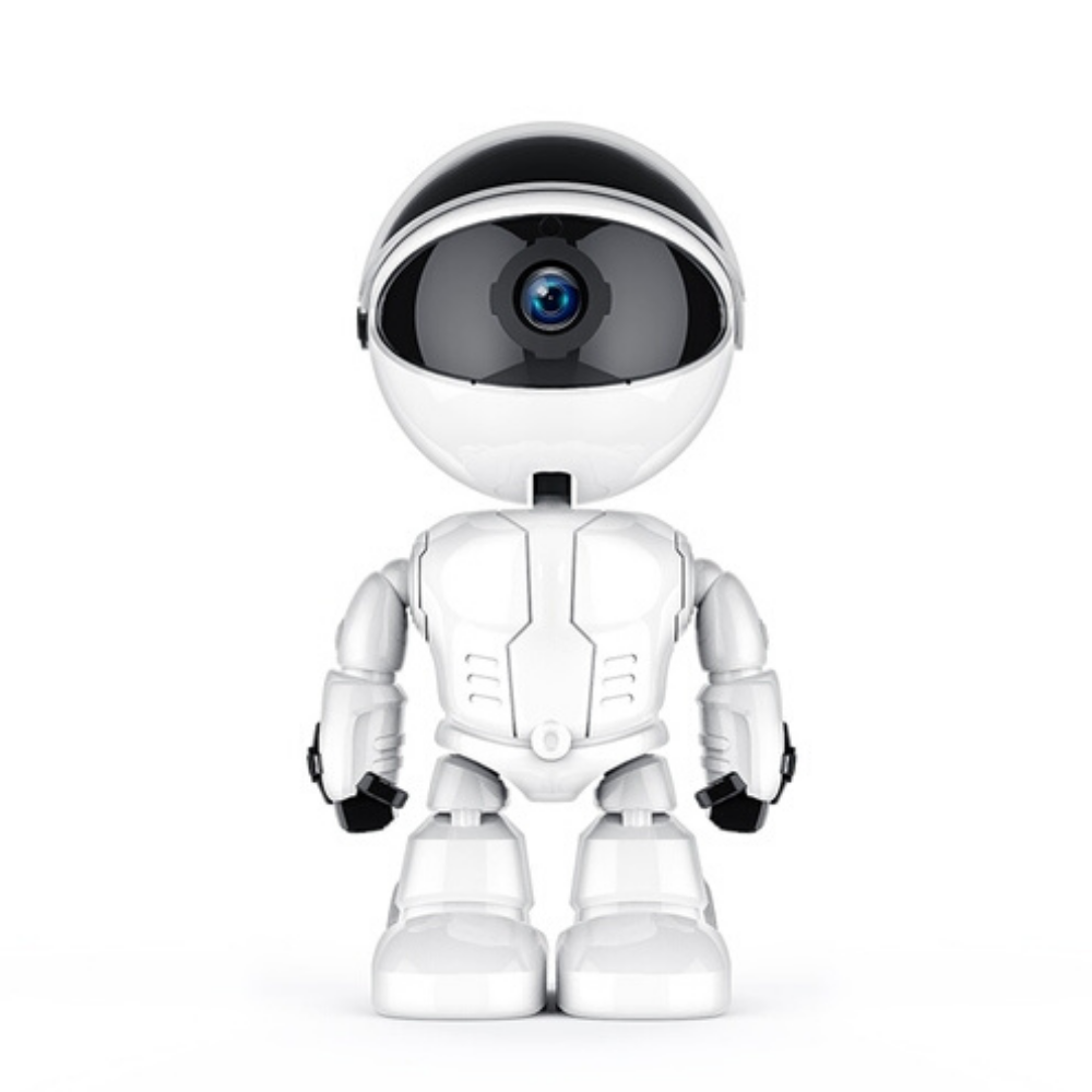 Cloud Home Security Ip Camera Robot Get Safety And Security At Home With The 1080p Cloud Home Security Ip Camer Ip Camera Home Security Systems Home Security