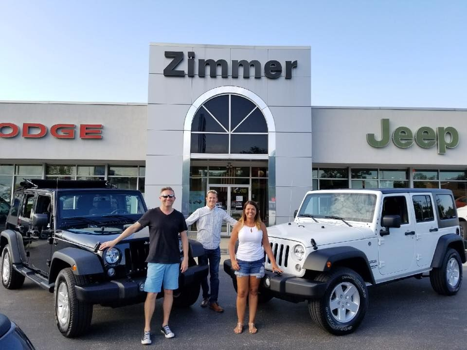 aaron and roxann cook didn\u0027t want to share a new jeep wrangler Modified Jeep Wrangler
