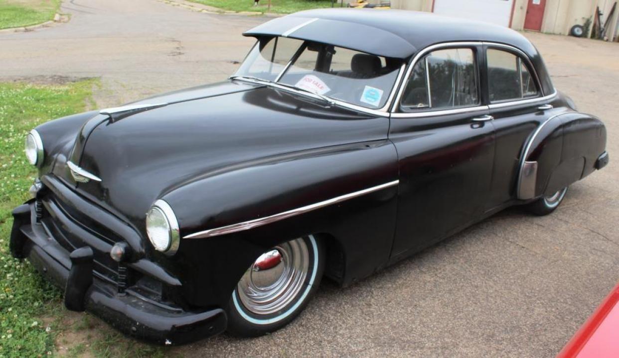 1950 Chevrolet Sedan Deluxe   Used Cars   Pinterest   Chevrolet ...