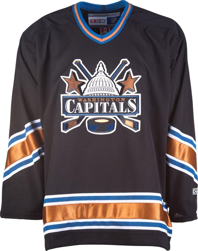 new concept caf08 bd662 closeout washington capitals jersey black d4768 80e78