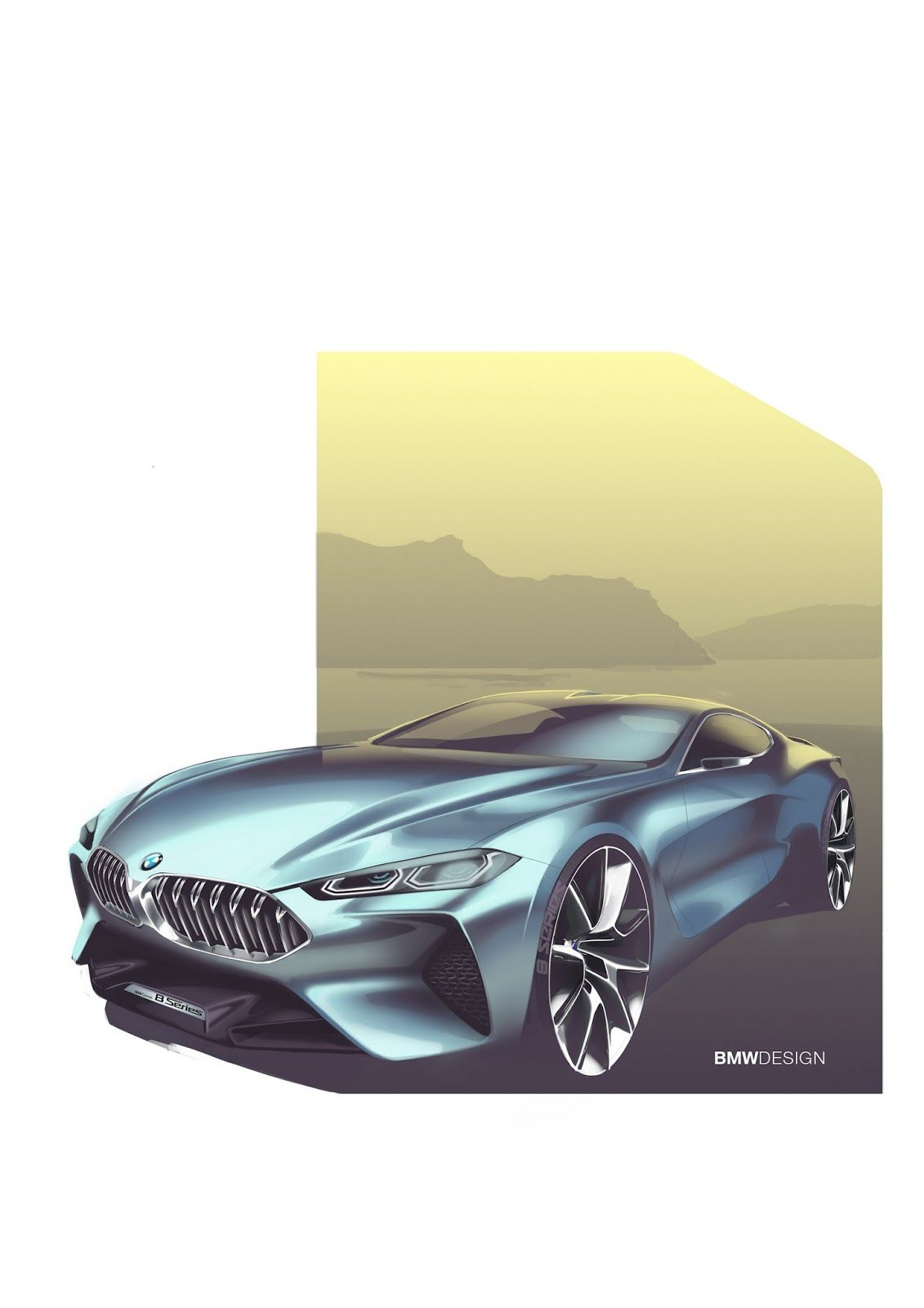 New Bmw 8 Series Concept Revealed Coming In 2018 72 Pics Videos Carscoops Bmw Concept Bmw Design Car Design