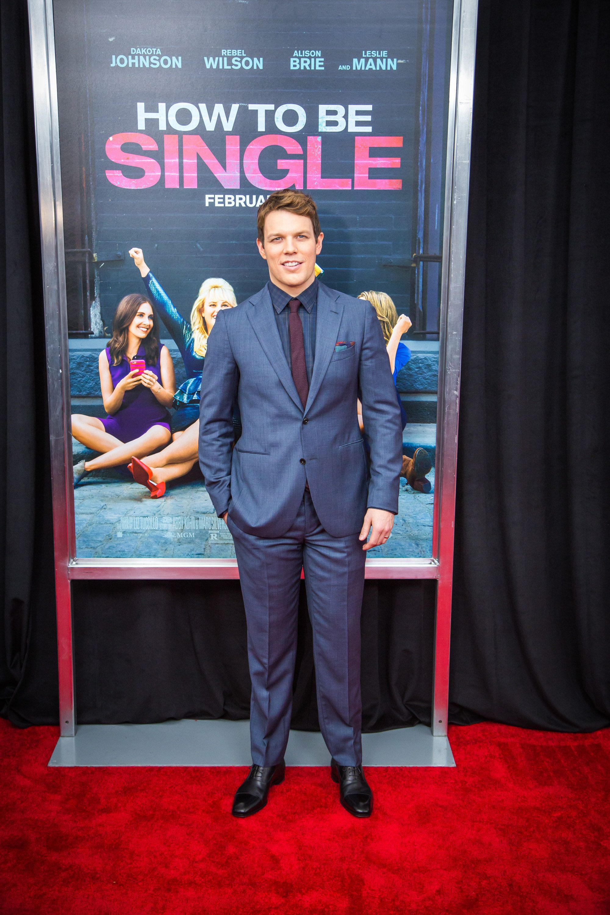 Jake lacy how to be single premiere at the nyu skirball center jake lacy how to be single premiere at the nyu skirball center in ccuart Choice Image