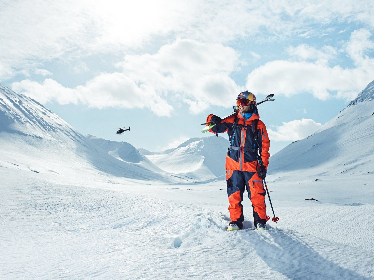 Dit Pak De Hele Herfst En Winter Kom Maar Door Of Heli Pro Jacket And Pants Freeskiing Gear Crafted From A Newly Freeride Ski Skiing Outfit Skier Girl
