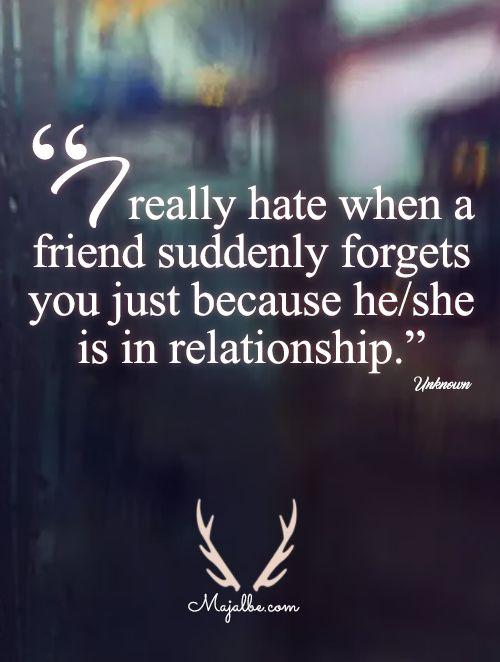 Forgetful Friends Love Quotes Friend Love Quotes Love Life Quotes Anniversary Quotes Funny